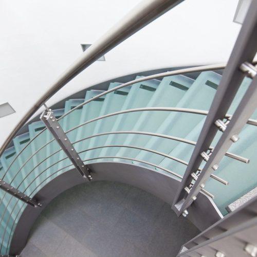 Barandales de acero inoxidable al sercicio del diseño arquitectónico