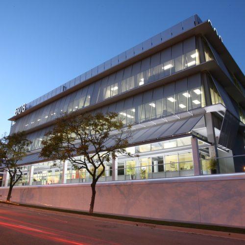 Fachadas textiles, el mejor aliado en la renovación de edificios