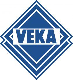 Logo VEKA curvas.C100_M65_Y0_K20